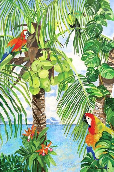 3 Birds in the Coco