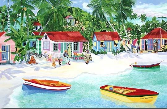 Cool Bananas Bay
