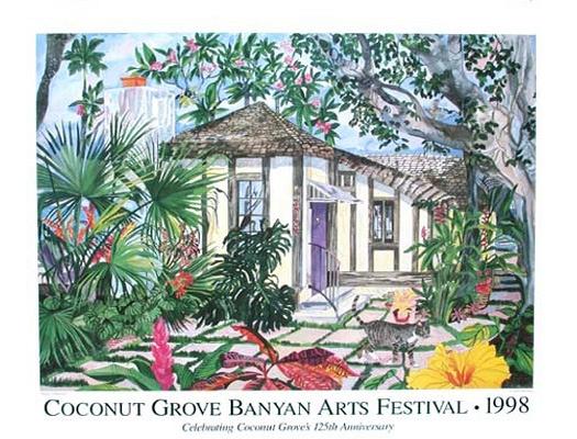 Marjorys Hideaway Coconut Grove