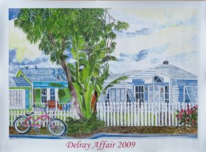 689-2009 Delray Affair - Bankers Row