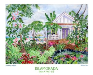 2008 Islamorada Art Festval - Beachside Cottage