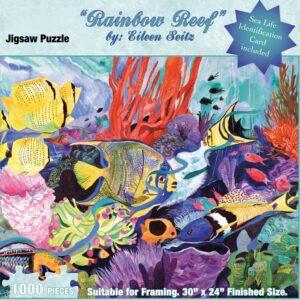 Rainbow Reef Jigsaw Puzzle
