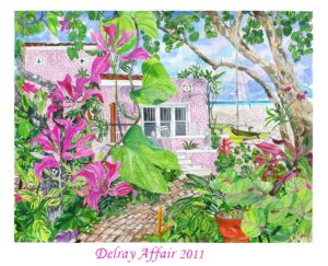 767-2011 Delray Affair -The House of Ruby