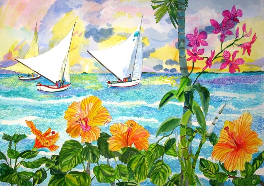3 Day Sailers