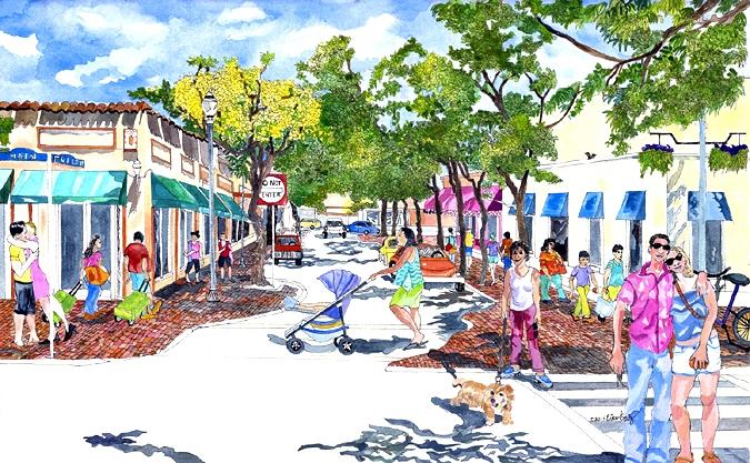 Fuller Street Coconut Grove