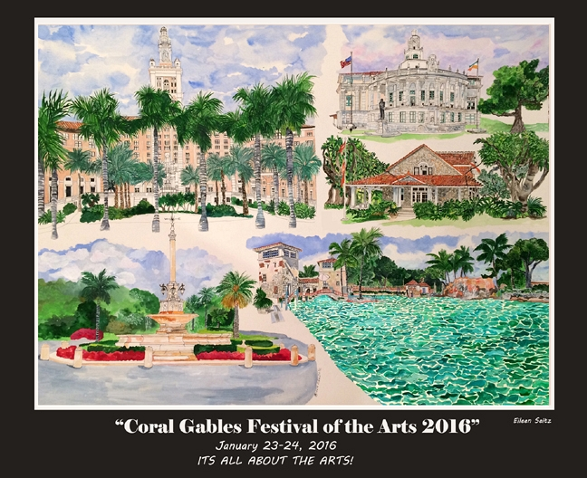 Festival of the Arts -Coral Gables