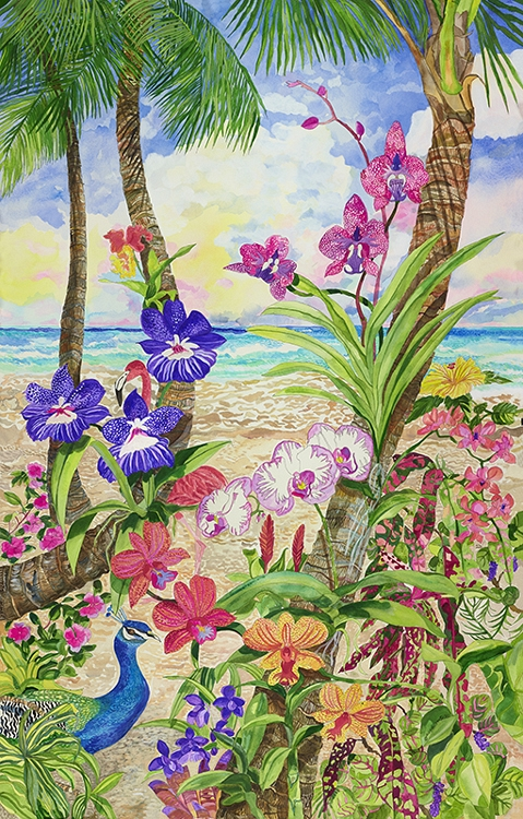 Life Amongst the Orchids