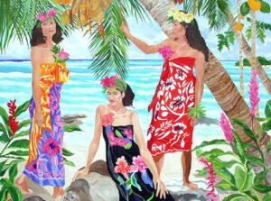 Fijian Beauties